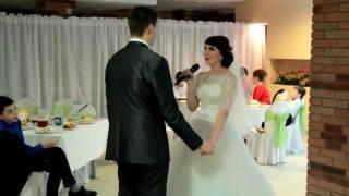Поздравление невесты на свадьбе (24.12.2016)