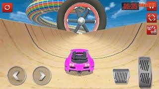 Mega Ramp Car Stunts Racing Impossible Tracks 3D #3 - Android Gameplay screenshot 1