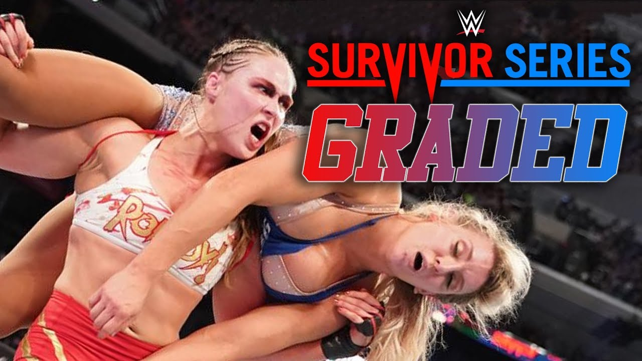 2019 WWE Survivor Series results, recap, grades: NXT dominates ...
