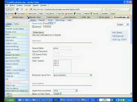 Free PBX integration - Incoming Sequence - custom script