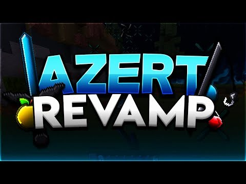 Azert [64x] Revamp PvP Texture Pack Release [FPS Friendly] 💠
