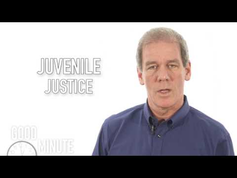 Goodman's GoodMinute: Juvenile Rehabilitation