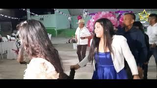 Banda de Viento Estrella Popurri de Cumbia en Ahuica chicontepec ver
