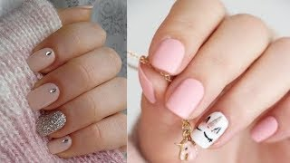Easy Nail Art Designs For Short Nails For Beginners #2