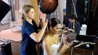 Behind the Scenes at Today's Bride Magazine - October 2013 Thumbnail