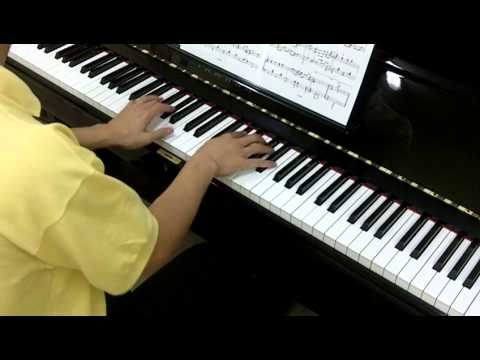 ABRSM Piano 2011-2012 Grade 8 C:3 C3 Brubeck King For A Day