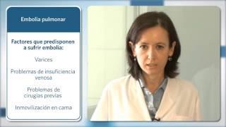 Bilateral causa embolia o que pulmonar