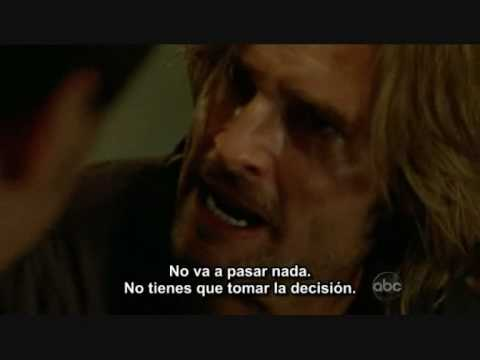 Sayid's death - LOST 6x14 The candidate