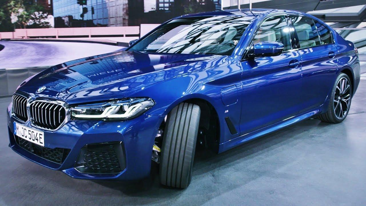 Best  Series 2021 2021 BMW 5 Series   The Best Midsize Sedan?   YouTube