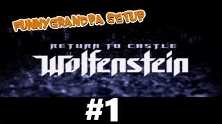 ОЛДСКУЛ: ПОБЕГ ИЗ ТЮРЬМЫ - Return to Castle Wolfenstein #1