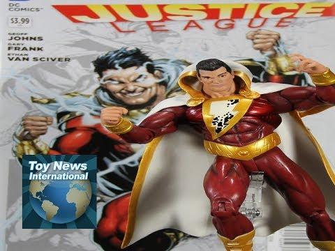 Shazam Action Figure DC Collectibles Comics Justice League
