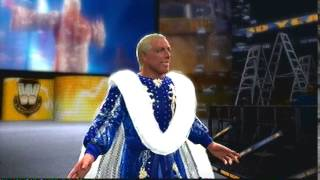 WWE 2K14 - Ric Flair Entrance (Evolution/Evolve)