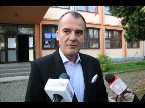 Declaratii dupa vot senator Ion Popa