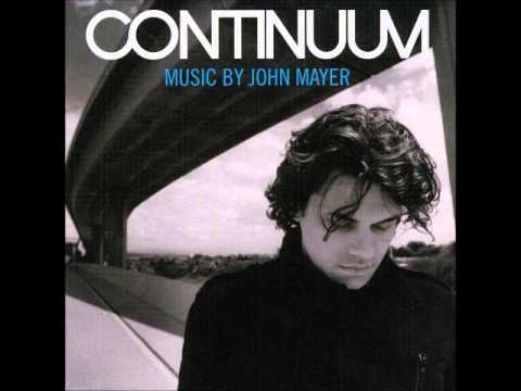 John Mayer - Slow Dancing In A Burning Room
