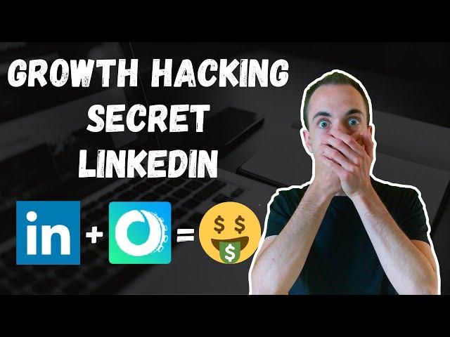 L'outil Secret Pour Développer Son Réseau Linkedin En Automatique (Growth Hacking Linkedin)