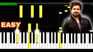 Haan Tu Hai Piano Tutorial   Jannat   Emraan Hashmi   Sonal Chouhan   PianoForAll