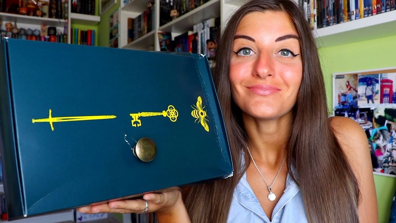 IL MARE SENZA STELLE | UNBOXING SPECIALE ✨