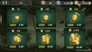 Gunship battele dinheiro infinito