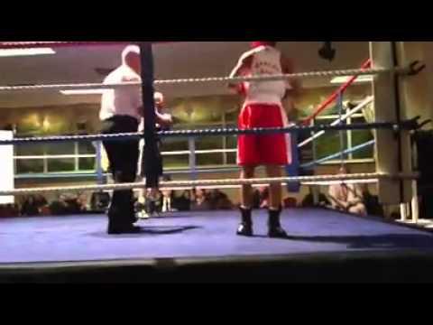 Ben edwards hall green boxing club