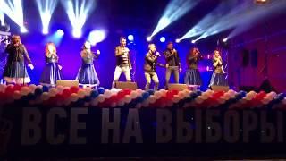 Хор Михаила Бублика - Концерт в Новотроицке (18.03.18)