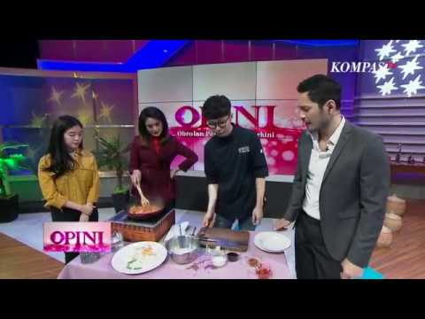 Gimbap Dan Tteok-bokki Ala Chef Jun - Opini (Bag.2)