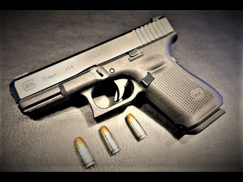 Glock 19 Gen 5: With AmeriGlo BOLD Sights Better Than the Glock 19X ?