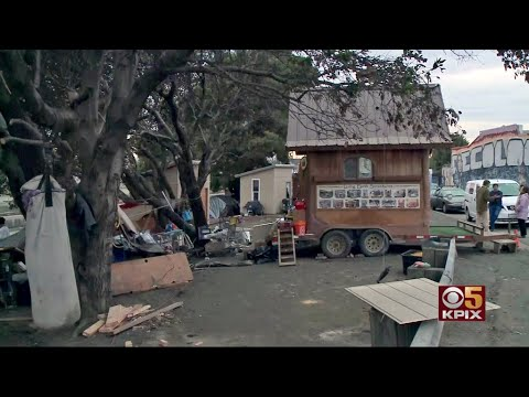 bay-area-homeless-taught-to-design,-build-shelter-using-found-materials