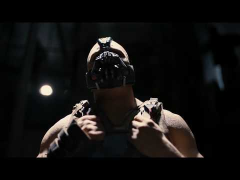 Batman VS Bane - The Dark Knight Rises Full Fight 1080p HD poster