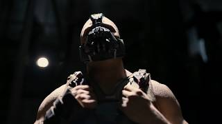Batman VS Bane - The Dark Knight Rises Full Fight 1080p HD
