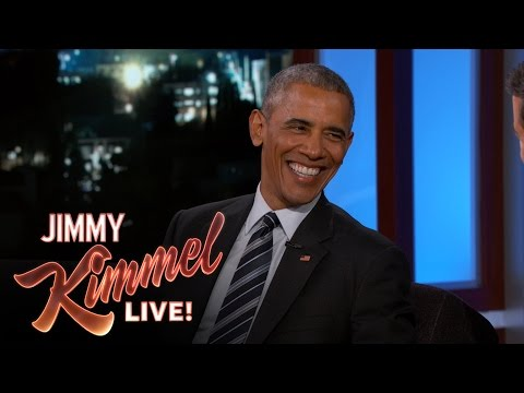 Thumbnail: President Obama Says First Lady Would Divorce Him if He Ran Again