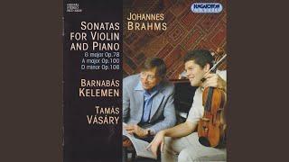 Sonata in A major for Violin and Piano, Op. 100 I. Allegro amabile