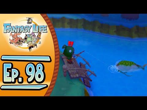 Fantasy Life :: # 98 :: Lord Fish!