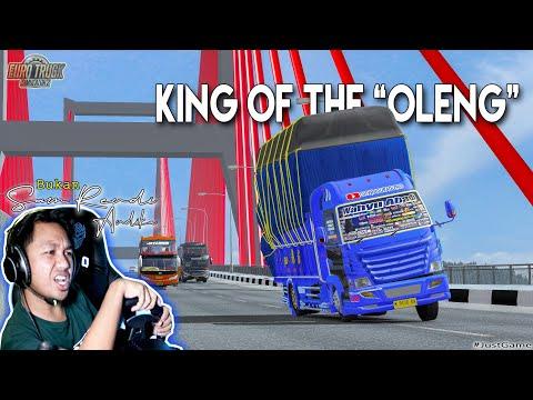 WAHYU ABADI OLENG LAGI - Euro Truck Simulator 2