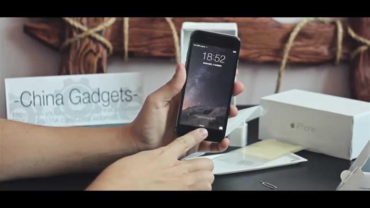 Лучшая копия Iphone 6 Plus. 2 ядра MTK 6572. 5.5