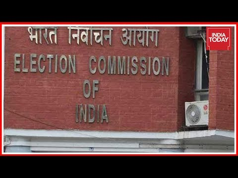 Presidential Poll: EC Issues Notification, Filing Of Nominations Begin