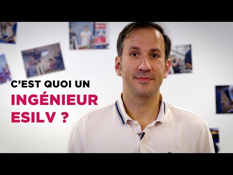 Ingénieur ESILV : la vision des profs !