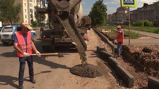Ремонты стартовали: общественники проверяют качество дорожных работ в костромском Заволжье