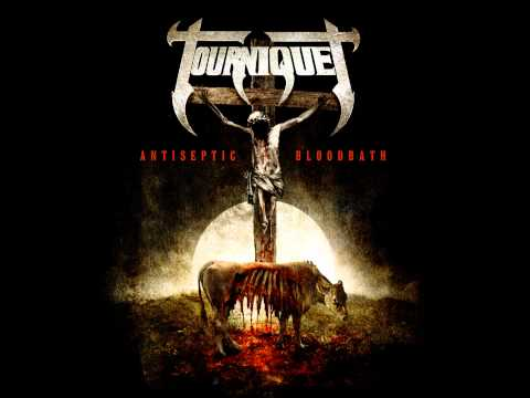 TOURNIQUET Official - The Maiden Who Slept in the Glass Coffin - from ANTISEPTIC BLOODBATH