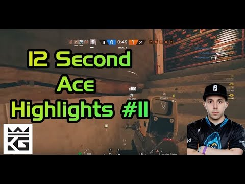 12 Second Ace | KingGeorge Highlights #11
