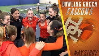 BG Tennis MAC Hype Video