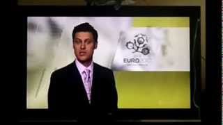France vs BOSNIA BHF Euro 2012 Qualifier - First Half Match Replay SBS
