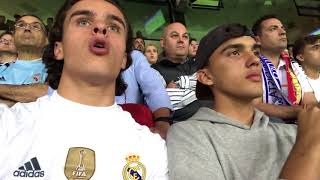Real Madrid vs Tottenham MatchDay Vlog