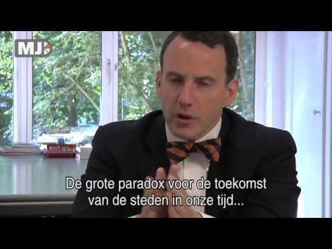 Verstedelijking - Ed Glaeser (Harvard University)