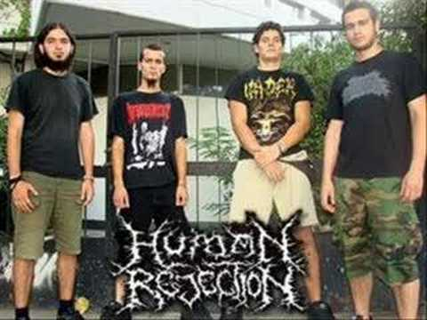 Human Rejection - Total Decay