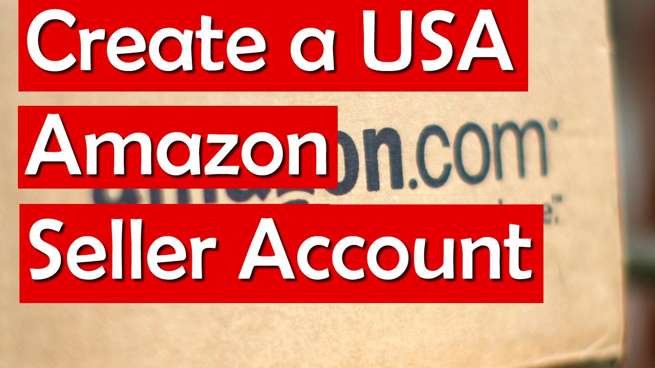 amazon seller sign up usa
