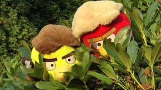 Angry Birds Star Wars Action Movie