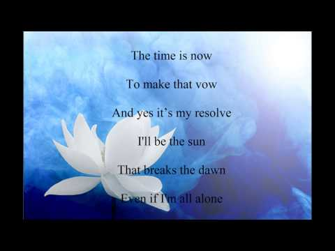 SGI Song- VOW (audio And Lyrics)