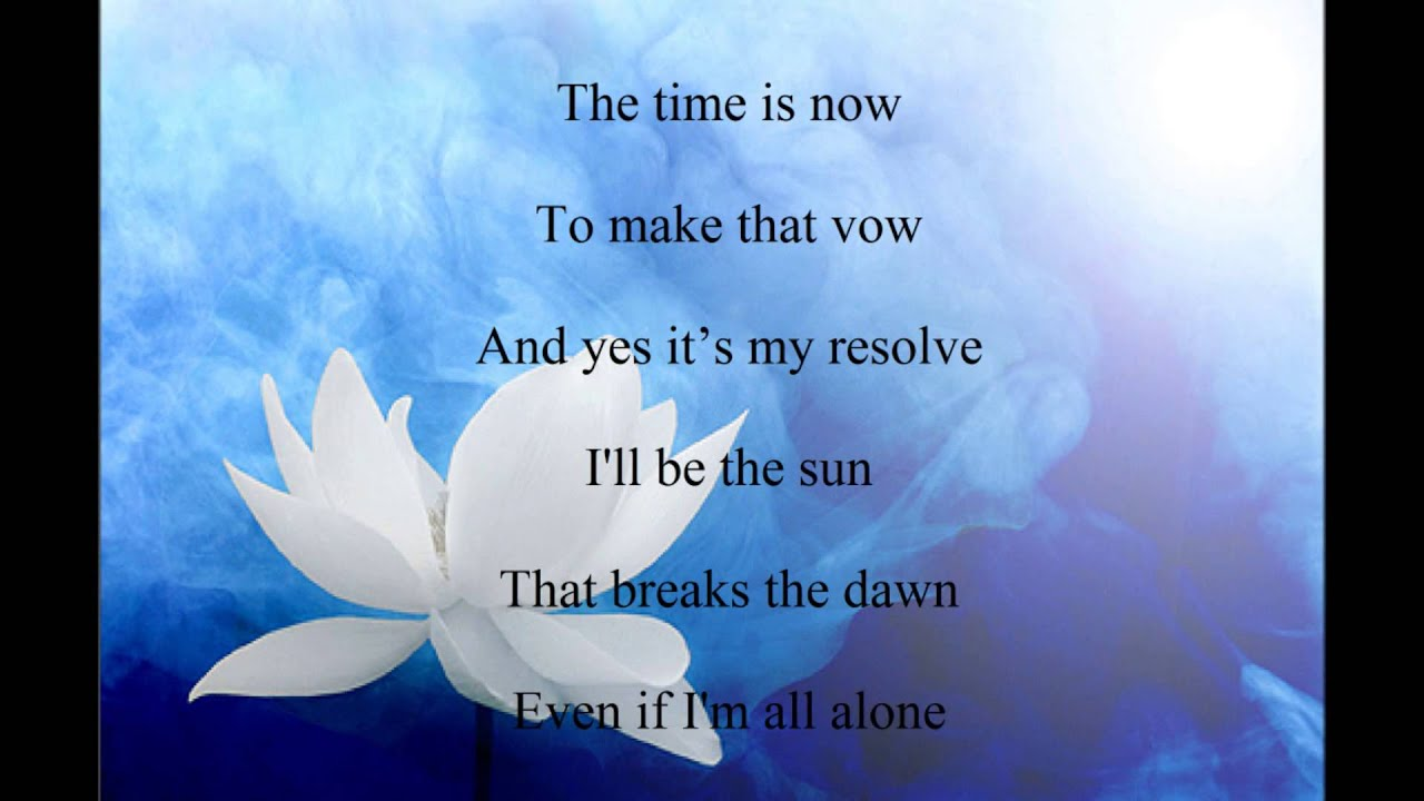 Buddha Quotes Wallpaper In English Sgi Song Vow Audio And Lyrics Youtube