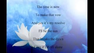 SGI Song- VOW (audio and lyrics)