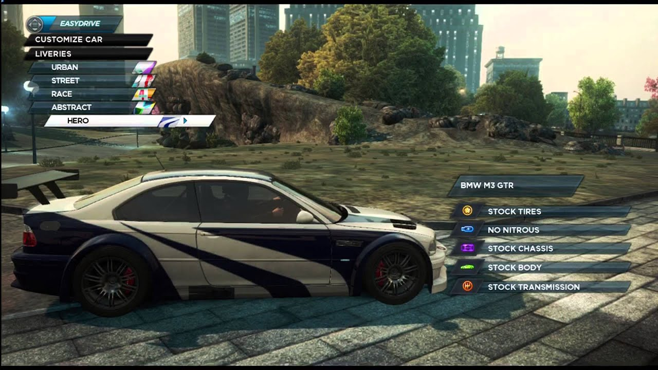 Need For Speed Most Wanted 2012 Bmw M3 Gtr Dlc Liveries And